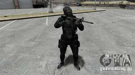 Сэм Фишер v10 для GTA 4 четвёртый скриншот