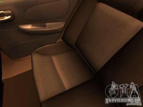 Dodge Neon SRT4 2006 для GTA San Andreas вид сбоку