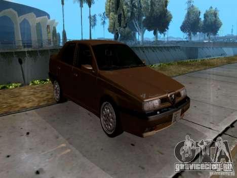 Alfa Romeo 155 для GTA San Andreas