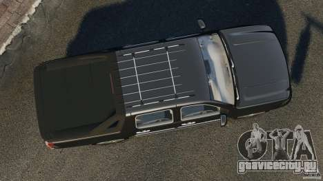 Chevrolet Avalanche Stock [Beta] для GTA 4 вид справа