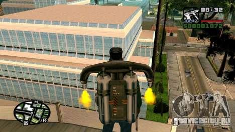 Новые текстуры госпиталя в Los Santos для GTA San Andreas второй скриншот