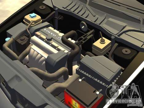 Volvo 850 R 1996 Rims 1 для GTA 4 салон