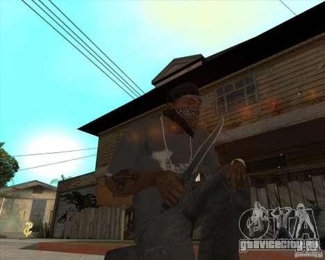 Rambo HD для GTA San Andreas