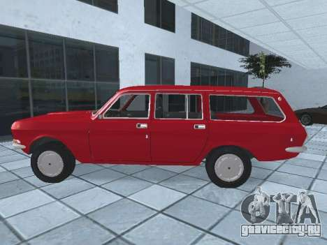 ГАЗ 24-12 v.2 для GTA San Andreas вид слева