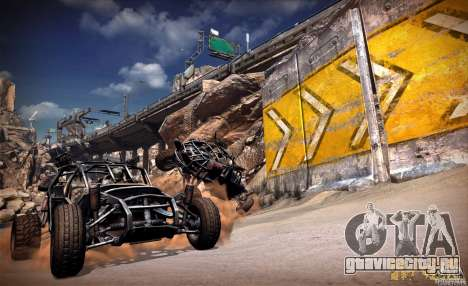 Меню и экраны загрузки RAGE для GTA San Andreas седьмой скриншот