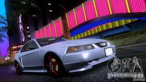 Ford Mustang GT 1999 для GTA San Andreas вид слева