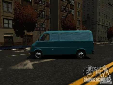 Daewoo Lublin 3 2000 для GTA 4 вид слева