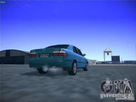 Mazda 626 GF 1999 для GTA San Andreas вид изнутри