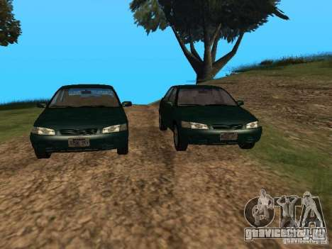 Toyota Camry Arabian Tuning для GTA San Andreas