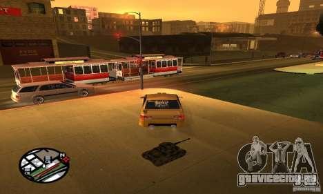 RC транспорт для GTA San Andreas