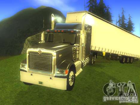 International 9900 для GTA San Andreas