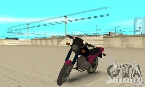 ЗИД Сова 175 для GTA San Andreas