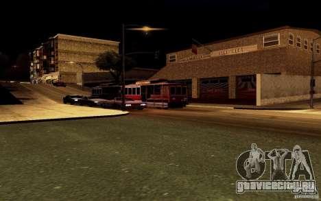 Новый алгоритм трафика автомобилей для GTA San Andreas восьмой скриншот