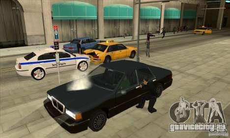 Вкл / Выкл двигателя, фар и дверей для GTA San Andreas второй скриншот