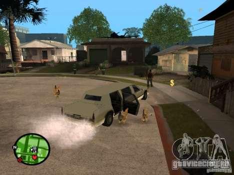 Куры в GTA San Andreas для GTA San Andreas третий скриншот