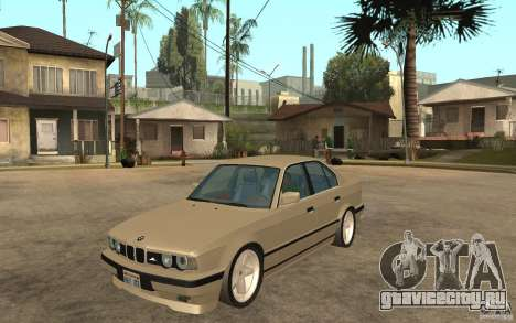 BMW 535i e34 AC Schnitzer для GTA San Andreas