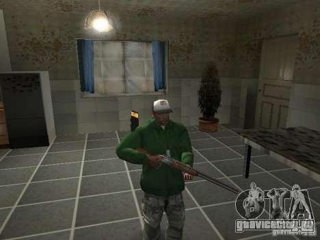 Пак Отечественного Оружия V2 для GTA San Andreas девятый скриншот