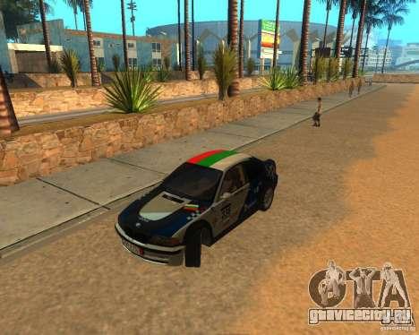 BMW 318i E46 2003 для GTA San Andreas вид сзади