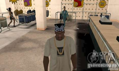 Бандана CS для GTA San Andreas