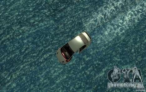 Honda Civic Mugen RR Boat для GTA San Andreas вид справа