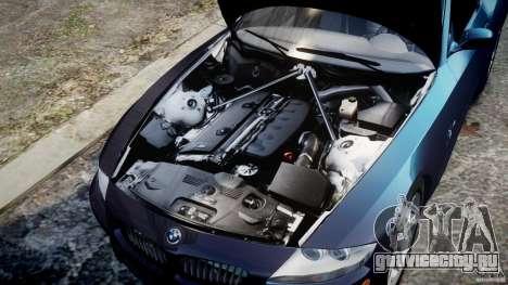 BMW Z4 V3.0 Tunable для GTA 4 вид справа