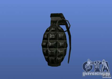 Grenade для GTA 4 четвёртый скриншот