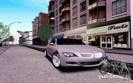 New Graphic by musha v4.0 для GTA San Andreas третий скриншот