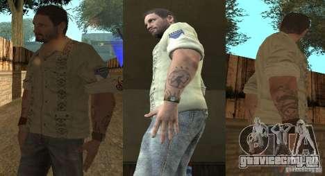 Скин пак для САМП-РП для GTA San Andreas седьмой скриншот
