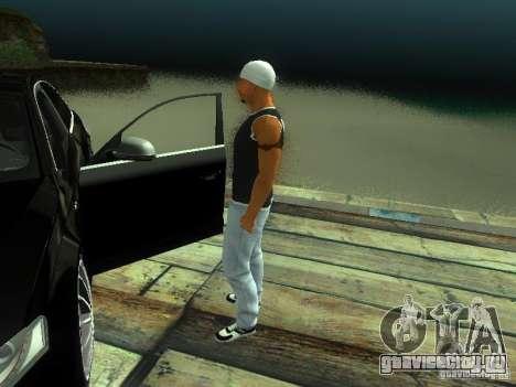 Пацан в FBI 2 для GTA San Andreas третий скриншот