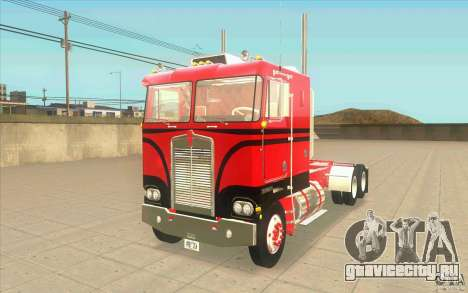 Kenworth K100 Extended Wheel Base для GTA San Andreas