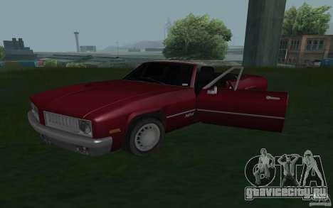 HD Stallion из GTA3 для GTA San Andreas