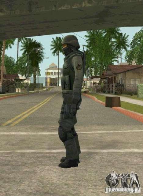 Counter-terrorist для GTA San Andreas
