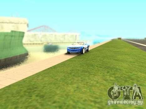 ENBSeries v3 для GTA San Andreas десятый скриншот