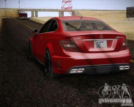 Improved Vehicle Lights Mod для GTA San Andreas седьмой скриншот