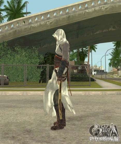 Assassins skins для GTA San Andreas шестой скриншот