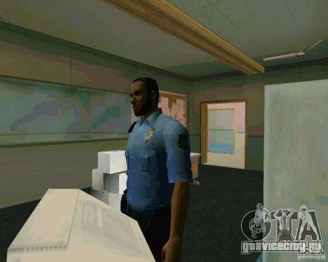Azeri Polis для GTA San Andreas третий скриншот