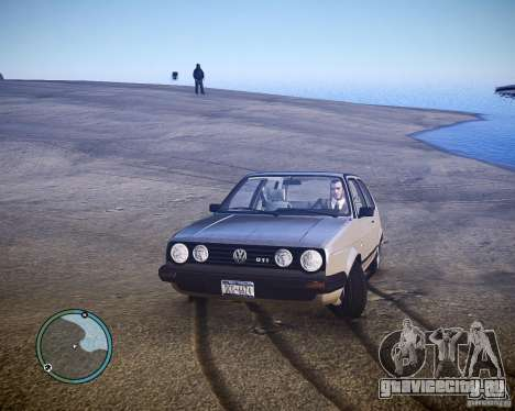 Volkswagen Golf Mk2 GTI для GTA 4