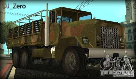 Sand Barracks HD для GTA San Andreas