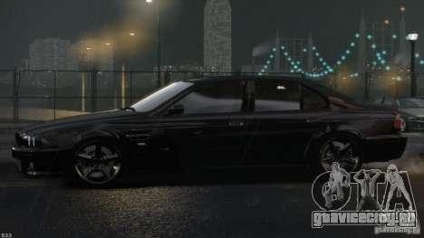 BMW M5 E39 AC Schnitzer Type II v1.0 для GTA 4 вид сверху