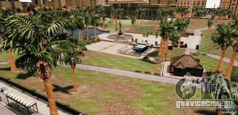 Пальмы для GTA IV для GTA 4