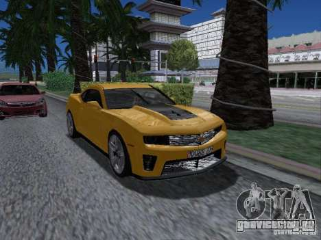 ENB Series by JudasVladislav v2.1 для GTA San Andreas второй скриншот