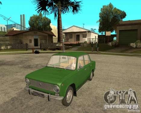 ВАЗ 2101 Копейка для GTA San Andreas