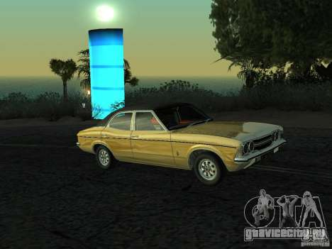 Ford Cortina MK 3 Life On Mars для GTA San Andreas