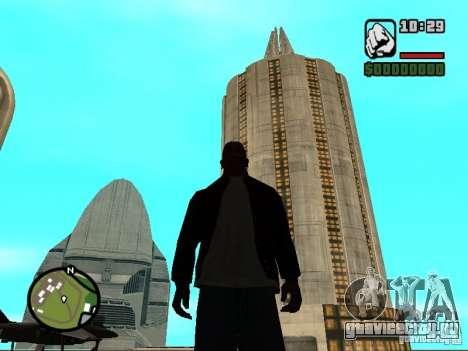 Дом 5 курсанта из игры Star Wars для GTA San Andreas шестой скриншот