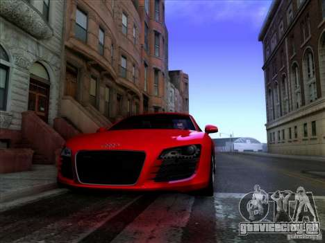 Realistic Graphics HD 2.0 для GTA San Andreas четвёртый скриншот