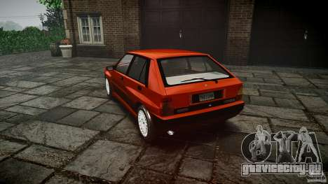 Lancia Delta HF 4WD для GTA 4 вид сбоку