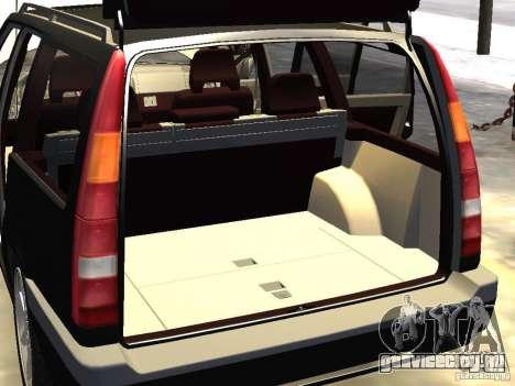 Volvo 850 R 1996 Rims 1 для GTA 4 двигатель