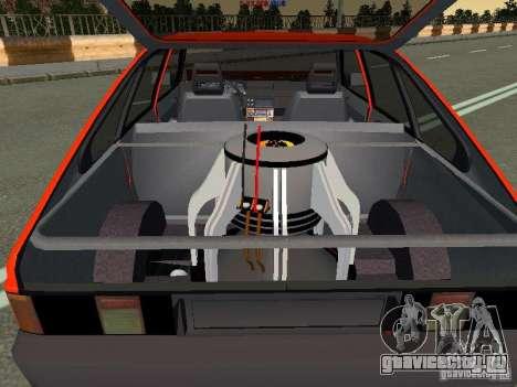 Azlk 2141-45 Святогор для GTA San Andreas вид сбоку