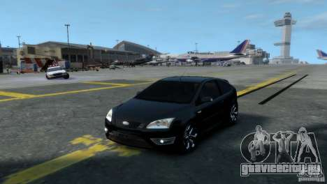 Ford Focus для GTA 4