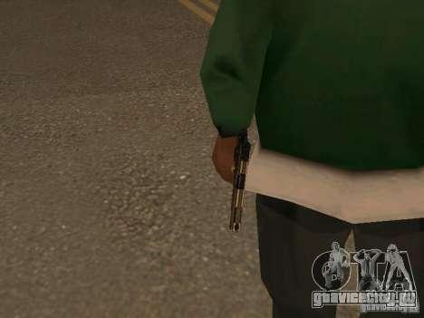 Пистолет 9mm для GTA San Andreas третий скриншот